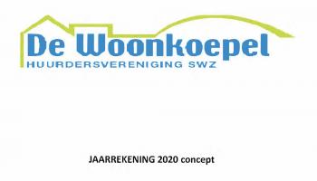 CONCEPT Jaarrekening 2019 & 2020