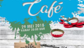 Huurderscafé geopend !
